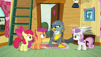 """Gabby """"I better take care of that"""" S6E19"""