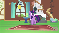 Twilight Looking at Fluttershy S2E21
