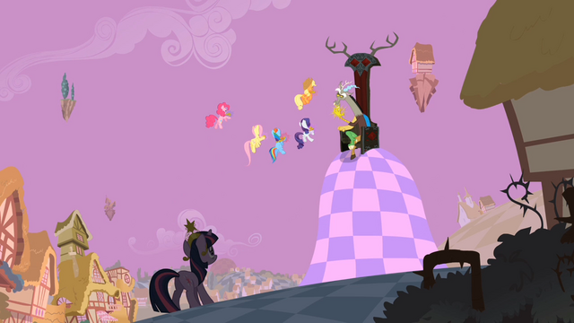 File:Discord Main ponies S2E2.png