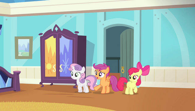 "File:Scootaloo ""moping in here for almost the entire Games"" S4E24.png"