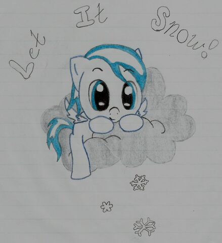 File:FANMADE Everypony loves snow.jpg