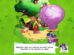 Twilight's balloon MLP Game