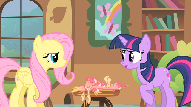 File:Fluttershy and Twilight 3 S01E22.png
