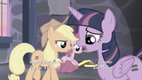 "Twilight ""we've gotta find a way out of here!"" S5E02"