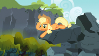 Applejack no sweat S3E09