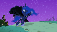 "Princess Luna ""Nay children wait!"" S2E4"