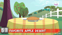 "Hot Minute with Applejack ""one of Granny Smith's apple pies"""
