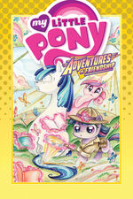 MLP Adventures in Friendship Volume 5