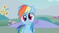 Rainbow Dash 'That Awful Dragon Is Back' S1E7