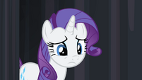 Rarity worried S4E08