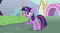 Twilight 'how could you do an age spell' S3E05