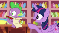 "Twilight Sparkle ""I knew it!"" S6E22"