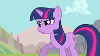 Twilight know you cheated S3E5