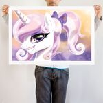 WeLoveFine Young Fleur 24x36