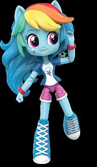 File:Equestria Girls Minis Rainbow Dash promo image.png
