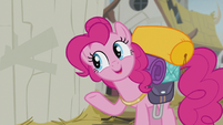 "Pinkie ""so we can ask the king what's going on"" S5E8"