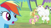 Rainbow 'to be at my best' S4E10