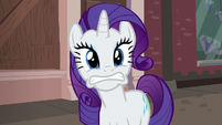 "Rarity accentuating ""PSSSD..."" S6E3"