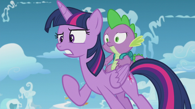 "File:Twilight ""that's not the same thing!"" S5E25.png"