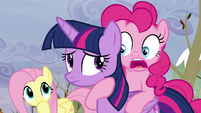 "Pinkie ""That's what started this all!"" S5E5"