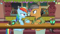 "Rainbow Dash ""now I know you're crazy"" S6E13"