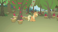 Apples falling from tree S1E04