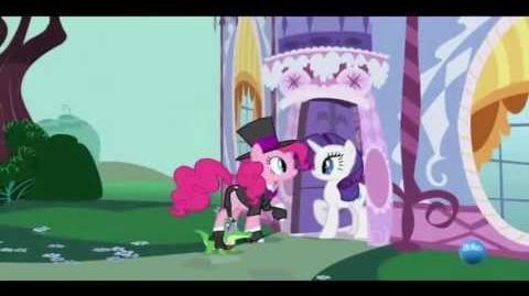 Pinkie Pie's Singing Telegram - Spanish