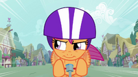 Scootaloo looking to the right S3E6