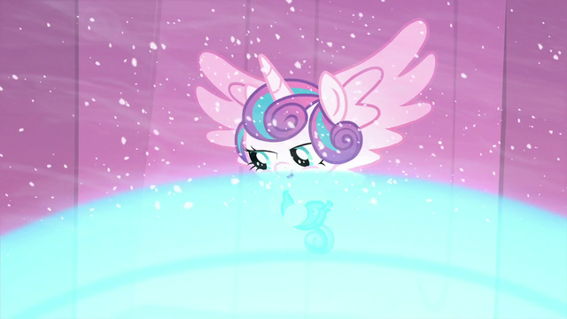 File:Flurry Heart about to get crystallized S6E2.png