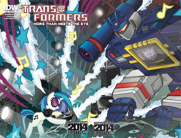 File:Transformers issue 30 cover RE Convention 2014 edition.png
