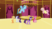 """Pinkie Pie """"third door from the right!"""" S5E19"""