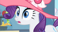 Rarity woah! S2E9