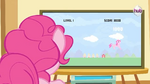 Hub Promo - 8 bit commercial Pinkie at her TV