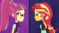 Sunset Shimmer vs. Sour Sweet EG3