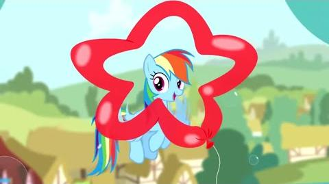 Hungarian My Little Pony The Goof Off HD