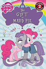 MLP The Gift of Maud Pie storybook cover