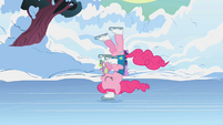 Pinkie Pie skating2 S1E11