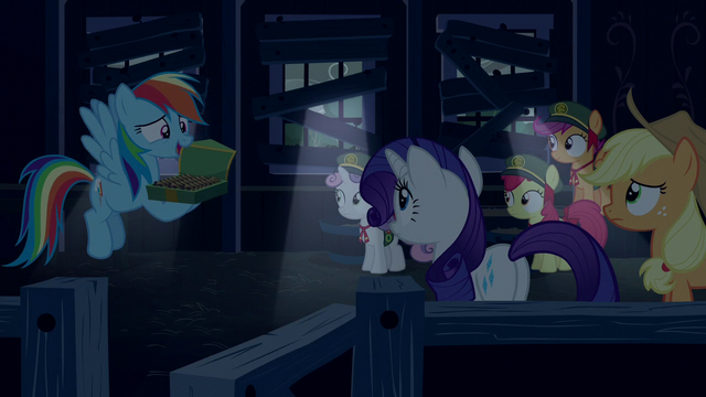 "File:Rainbow Dash ""unless there is"" S6E15.png"