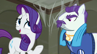 "Rarity ""It's just"" S6E9"
