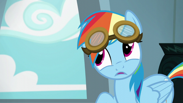 "File:Rainbow ""sunglasses are automatically cool"" S6E7.png"