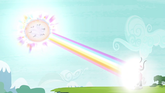 File:The Mane 6 shooting rainbow beam at Tirek S4E26.png
