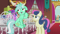 "Lyra ""it's sort of thrilling"" S5E9"
