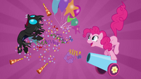 Pinkie Pie attack S02E26