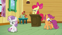 Apple Bloom ahem S6E4