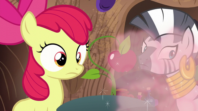 File:Apple Bloom and Zecora sees an explosion S6E4.png