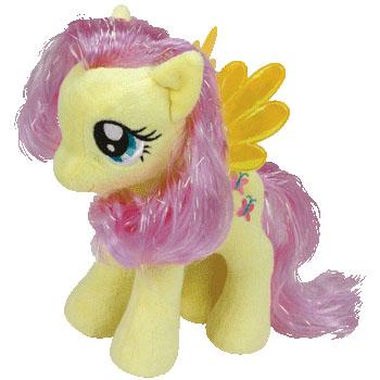 File:Fluttershy Tinsel Ty Beanie Baby.jpg
