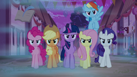 Mean Six appear in Starlight Glimmer's dream S6E25