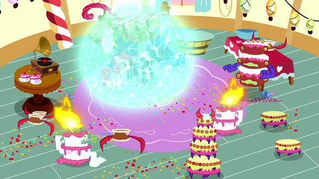 File:Pinkie and Luna in a magic barrier S5E13.png