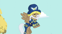 Unnamed Pegasus as Admiral Fairweather S4E21