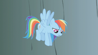 Rainbow Dash is frustrated S1E07